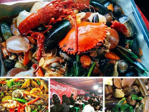 Seafood Kiloan Bang Bopak Bandung