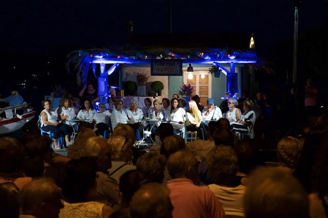 Με μεγάλη επιτυχία αναβίωσε και φέτος το έθιμο της «Τσέτας» στο Πόρτο Χέλι
