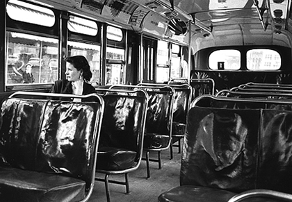 Bus Boycott in Montgomery, Alabama
