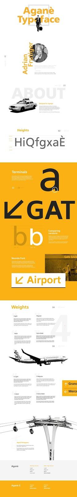 Download Gratis Sans Serif Komersial Font - Agane Typeface