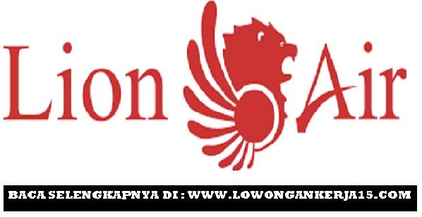 Lowongan kerja Lion Air Tingkat SMA