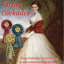 Click to Buy Scottish Cockades