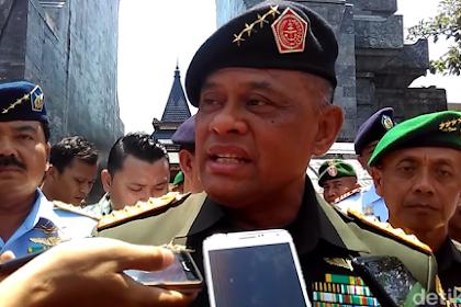 Soal Nobar Film G30S/PKI, Panglima TNI: Itu Perintah Saya, Mau Apa?