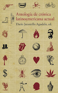 Haberkorn, Antología de crónica latinoamericana actual, Darío Jaramillo Agudelo