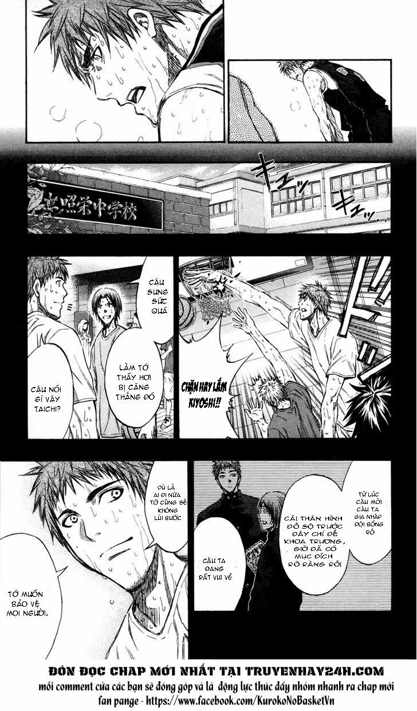 Kuroko No Basket chap 157 trang 4