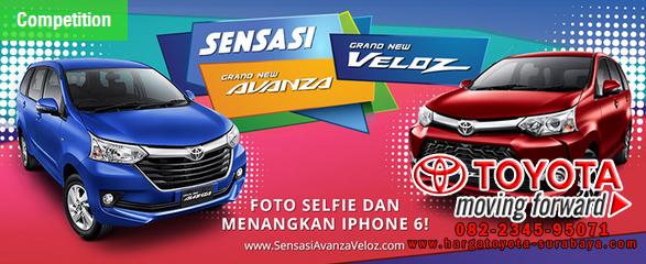 Katalog Grand New Avanza Harga Veloz Pontianak Gebyar Rame Bareng Toyota Alphard Www Hargatoyota Surabaya Com Kamu Mua Selfie Satu Aksi