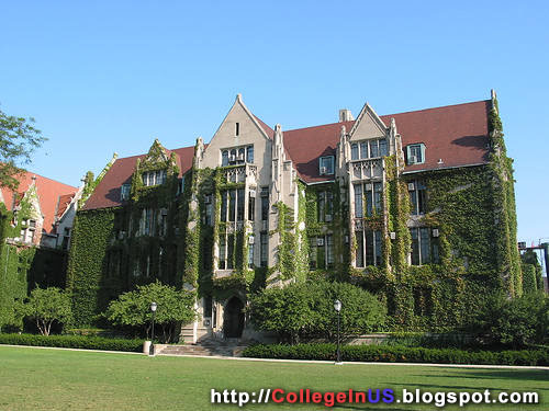 Detail Overview University Of Chicago 2013  College In Usa