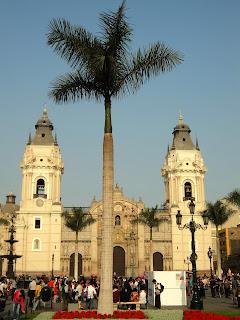 Basílica Catedral de Lima, Peru