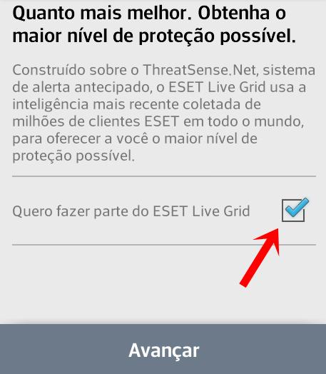 ESET NOD32 Antivirus para Android