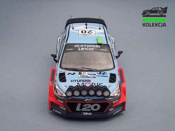 IXO RAM624 Hyundai NG i20 WRC Winner Rally Argentina 2016