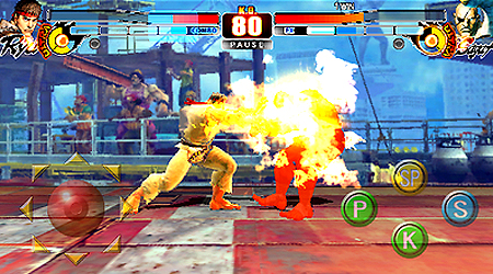 Street Fighter 4 HD Apk