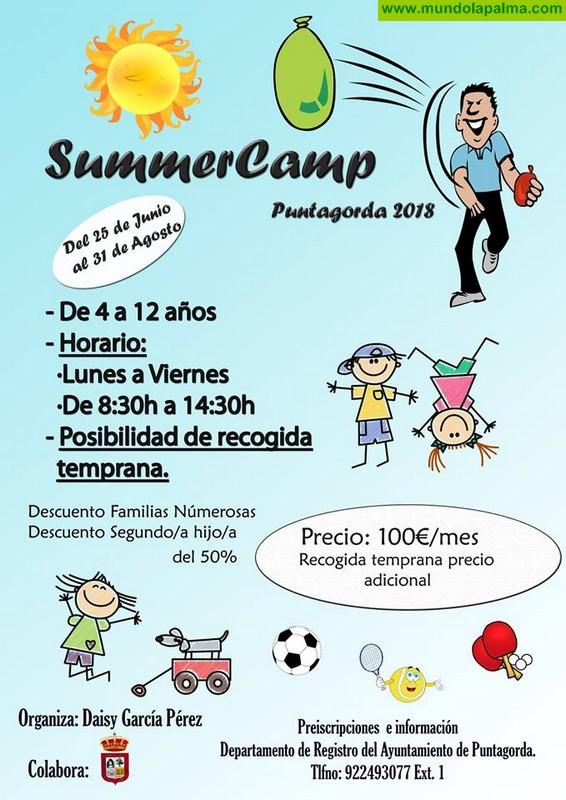 Campus verano Puntagorda