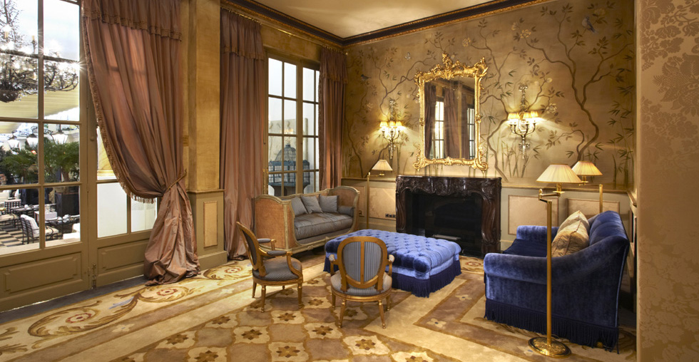 Rooms: Five Star Hotels Reviews: Hotel Palace GL, Barcelona, Spain