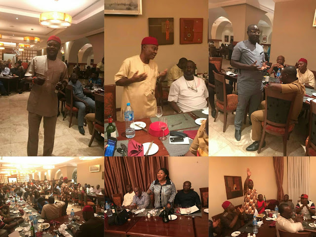 Gov. Obiano receives major endorsement as Nnewi South constituents stunned by Anambra Speaker's performance