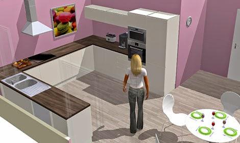conseils et astuces du web concevoir sa cuisine. Black Bedroom Furniture Sets. Home Design Ideas