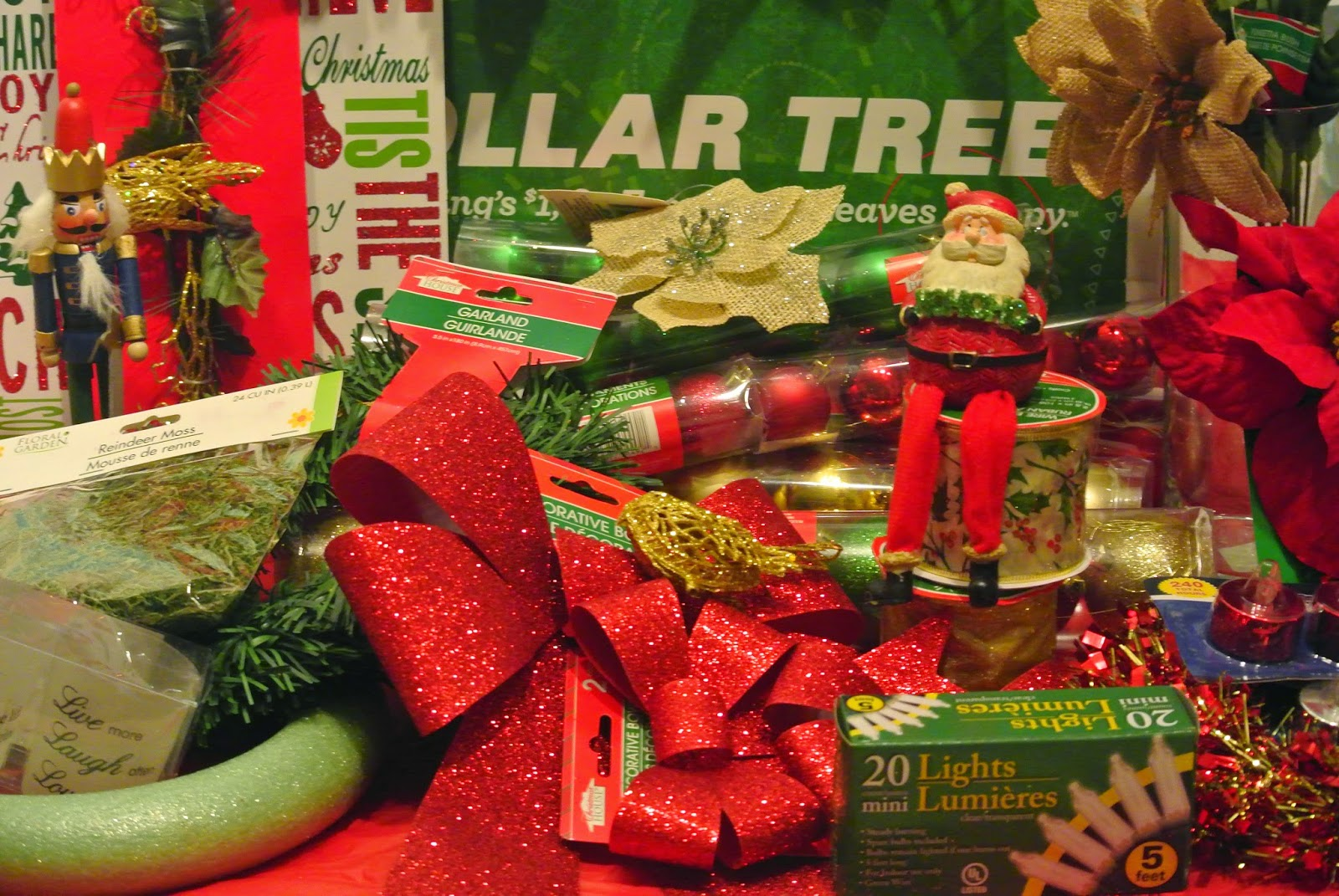 Holidays, Christmas Decor, Frugal