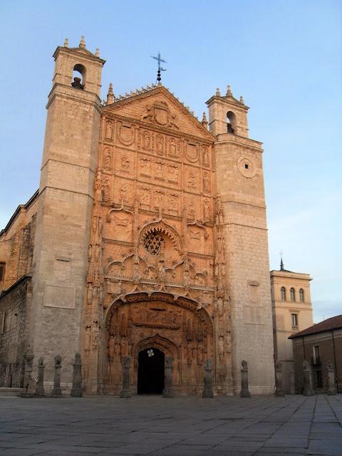 La Iglesia de San Pablo en Valladolid