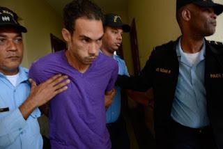 Victor Alexander Portorreal asesino del barrio Enriquillo