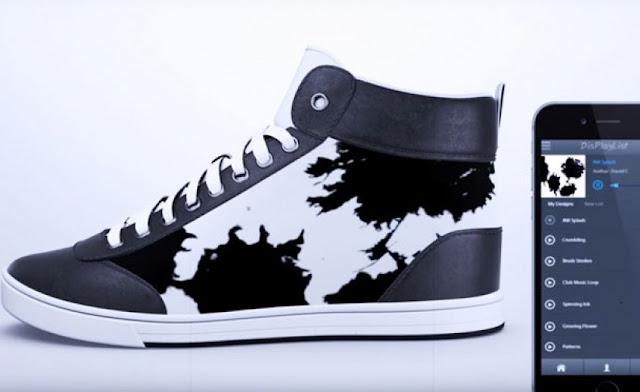 giyilebilir teknoloji - akıllı ayakkabı