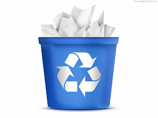 Recycle bin pada windows 8