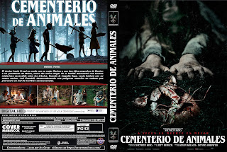 CARATULACEMENTERIO DE ANIMALES - PET SEMATARY - 2019
