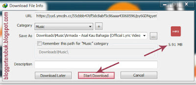 informasi download youtube menjadi mp3