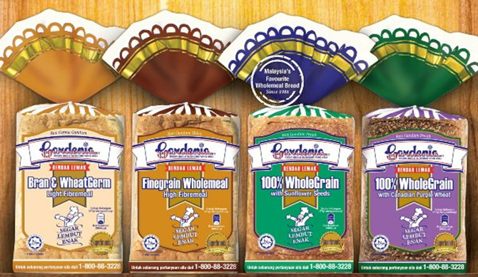 Jenis Jenis Roti Wholemeal Blog Sihatimerahjambu