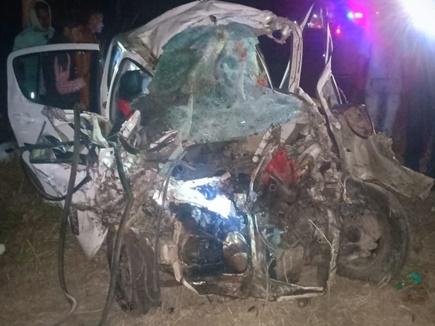 कुंभ स्नान के लिए जा रहे 6 लोगों की मौत, बुझ गए कई घरों के चिराग