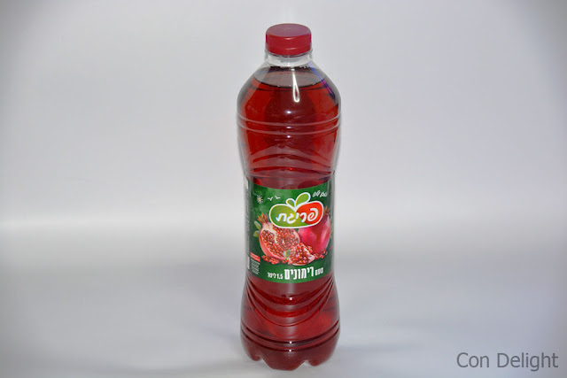 פריגה משקה חדש רימונים pomegranate flvored drink