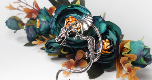Mother Of Dragons | Ear Cuff