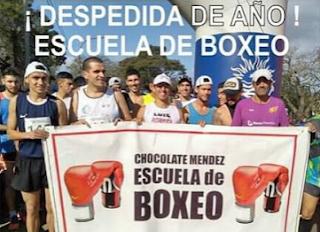 Próximo sábado maratón popular parque Ferre de Concordia