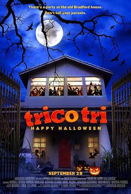 Trico Tri Happy Halloween 2018 Custom HD Dual Latino 5.1