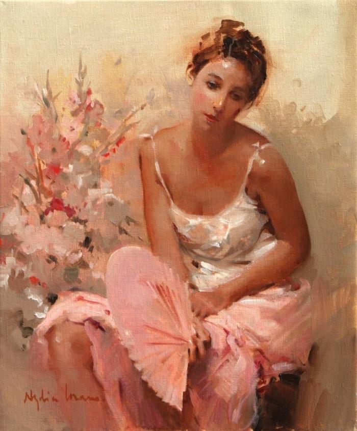 Масляная живопись. Nydia Lozano 19