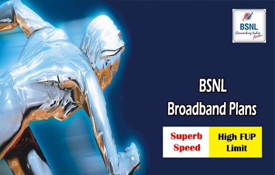 BSNL to upgrade FUP limit of Unlimited Broadband plans without increasing monthly rental from 1st August 2016 on PAN India basis