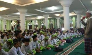Didikan Subuh di Padang