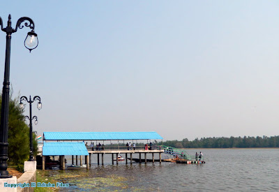 Tampara Lake, Chatrapur, Ganjam, Boating Club