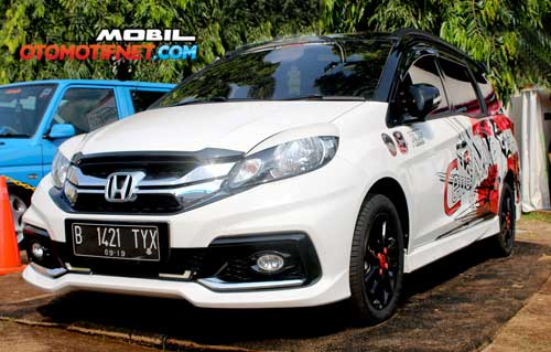 Modifikasi Honda Mobilio E M T Serupa Type Rs Dealer Honda Kudus