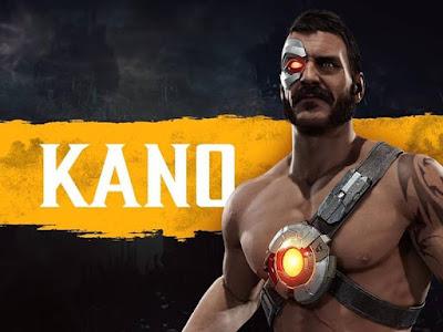 Kano - Mortal Kombat 11
