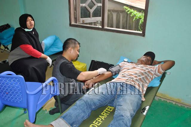 Aksi Sehat Dengan Donor Darah
