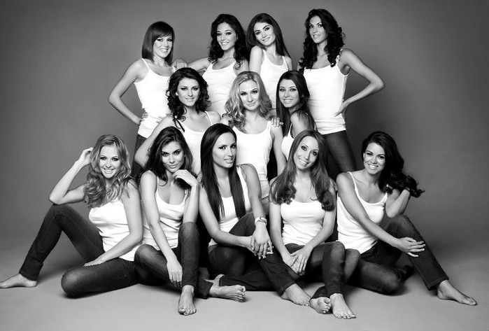 Meet Miss Bulgaria 2011 finalists