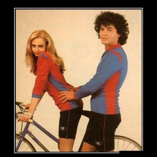 Hình ảnh hài hước 18+ Vui nhộn nhất - Picture funny 18+, Yên xe đạp, chạy xe đạp đua yên hình cái cặc