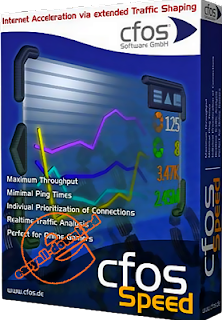 cFosSpeed 10.21 Build 2288 Beta/Final [Full Crack] โปรแกรมเร่งความเร็วเน็ต