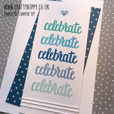 Create gorgeous cards with the Amazing You stamp set by Stampin' Up!