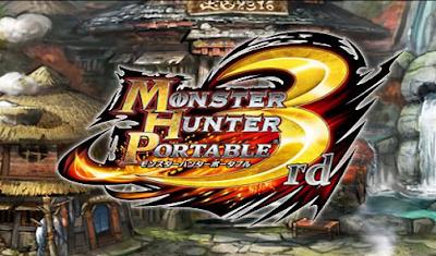 monster hunter psp