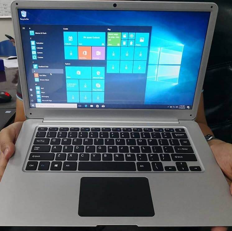 Kata X1 Unveiled; 14-inch Windows 10 Laptop for Php9,999