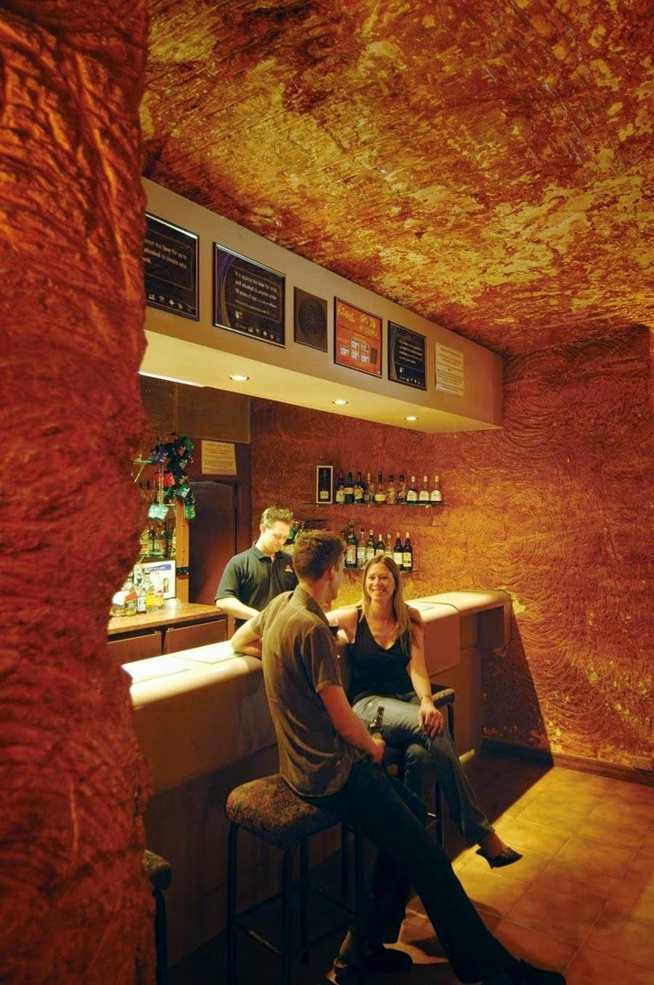 Coober Pedy,Underground Restaurants -10 Beautiful Cities in Australia