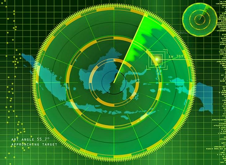 radar udara militer