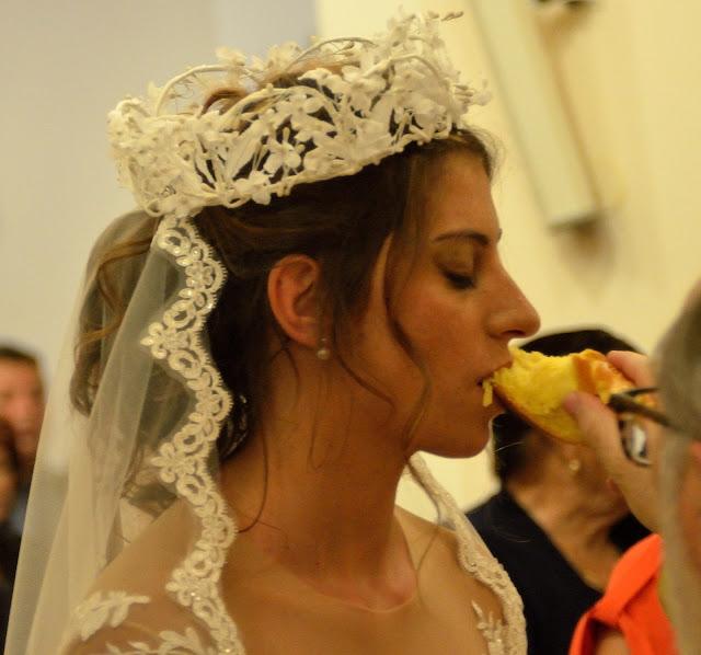 matrimonio greco-ortodosso e ricetta del cugliaccio