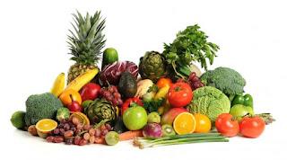 Image Makanan yang baik dikunsumsi perderita keputihan dan gatal gatal
