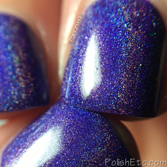 KBShimmer - Holo-Day Collection 2017 - McPolish - Come On Get App-y